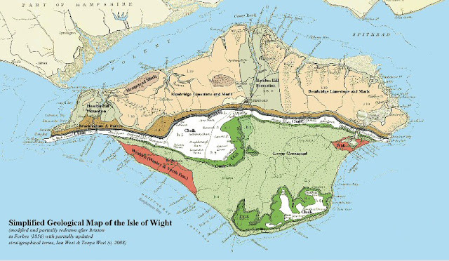 A Brief Introduction to the Geology of Isle Of Wight