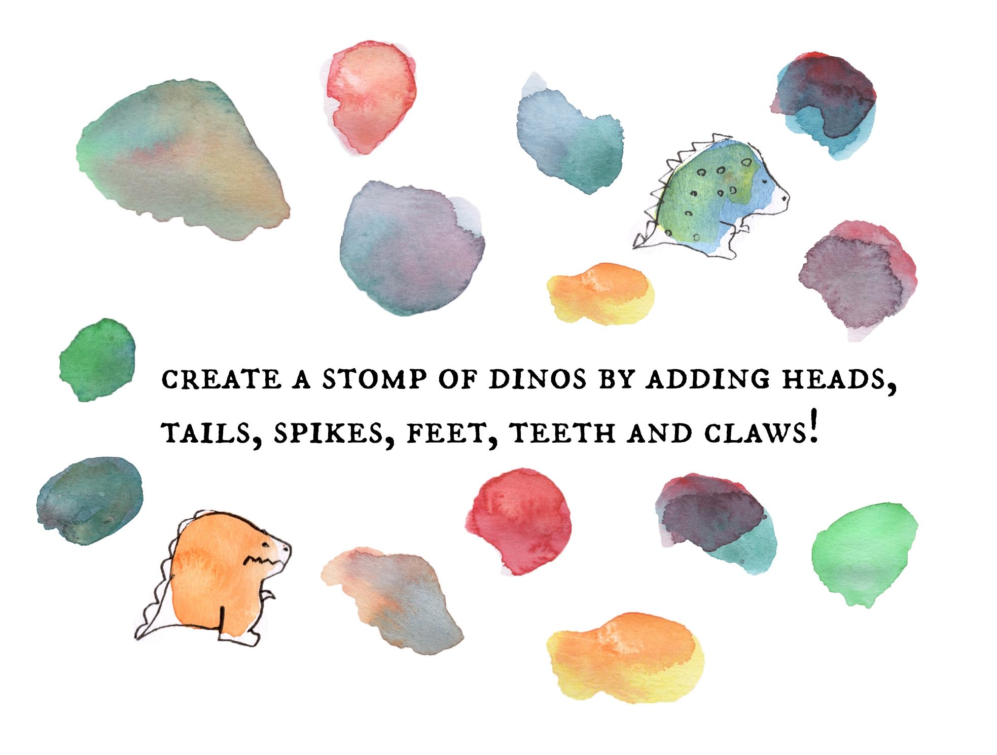 Dino Stomp !